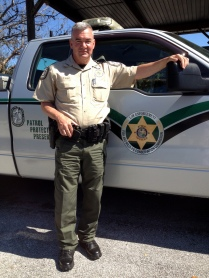 Officer Tom Kist, a favorite guest speaker at The Villages Freshwater Fishing Club