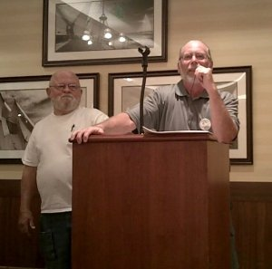 Randy Disanto with update on upcoming Bass fishing tournament.