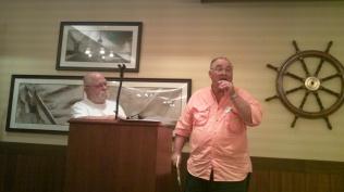 Joe Stone on the Panfish seminar on March 17