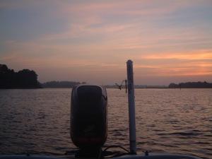 Rousseau Sunrise