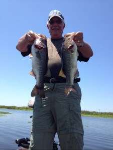 Stan Lippian 2 Typical Stick Marsh Bass