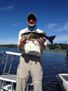 Don Millich Tournament  Big Bass 3.44 lbs