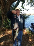 Ray Sutherland 8.1 lbs Tsala Apopka 2/10/15