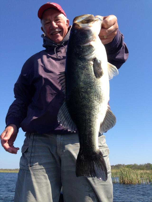 Stan Lippian 6.32  Lake Griffin 2/12/15