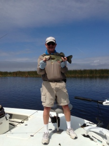 Don Millich With 2.5 lbr