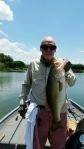 Wayne Barksdale Caught this 8.10 pounder at 1:30 In Lakeland FL 5/21/15