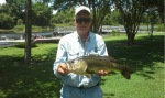 Mike Tacak 7.4 lb Lake Griffin 5/12/15