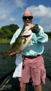Wayne Barksdale 8 lb caught 6/14/15