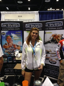 Jessica of Balsax.com Premium Fishing Line