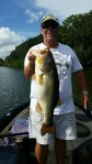 Jeff Barksdale Caught Nov 8, 2015 Weight 7.6 lbs