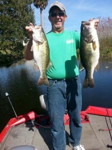 Rick Cope 11 lbs of Fish