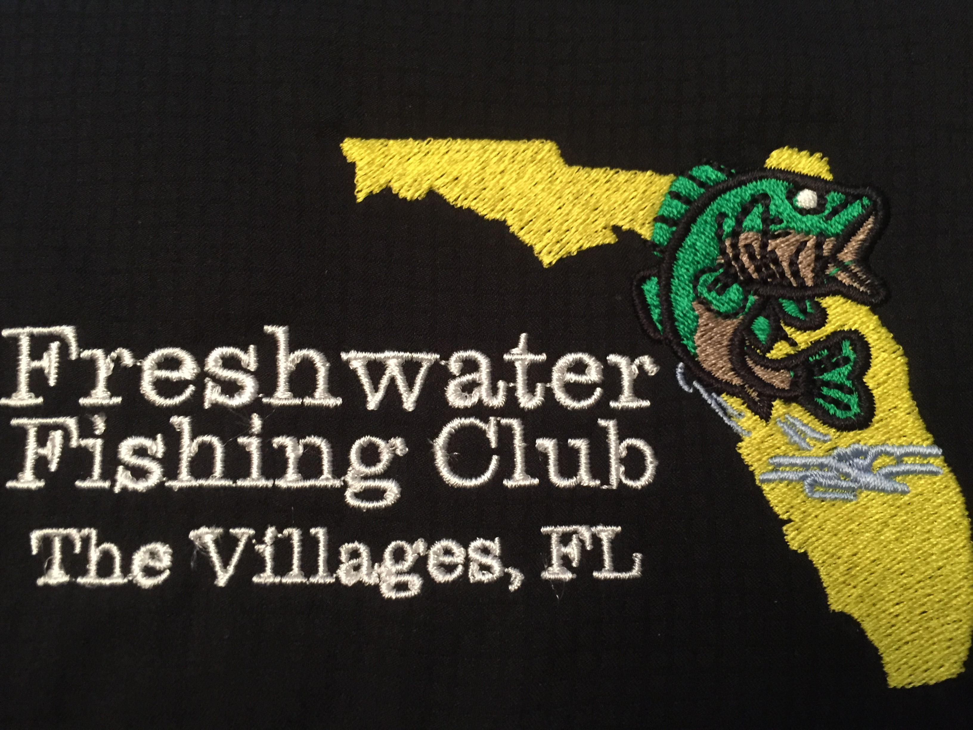 Freshwater fish near me - Ffc Logo Custom Apparel 3451 Wedgewood Ln Southern Plaza Near Publix