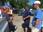 Tournament Director Mike Sullivan Talking To Outsiders About Tournament