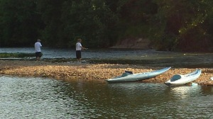 Braksdale's Kayak Fishing Pristine Waters In MO