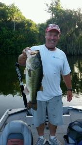Danny Barksdale 7lb 14oz Near Lakeland, FL