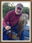 Phil Smith 8/9/16 Smallmouth in Ontario