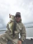 Steve Henderson Lake Griffin 8/31/16 Weight 6 lb 4 oz
