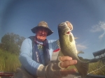Erie Forehand Lake Griffin 3.3 lbs Sep 22, 2016 Cajun Craw