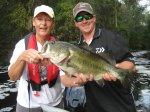 FFC Member Mrs Trautman 11/7/16 Wt 8.78 Guide Capt Grady Maynard Lake Harris