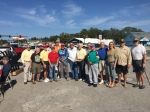 Villagers Attend Brooker Bait & Tackle 6th Annual Sale