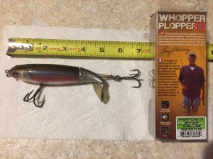 These hard to get baits are flying off the shelf EVERYWHERE. Got mine at Brooker Bait & Tackle Dec 3rd.