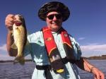 FFC Member Jack Hoban Holding Lake Harris Bass Wt 1.8