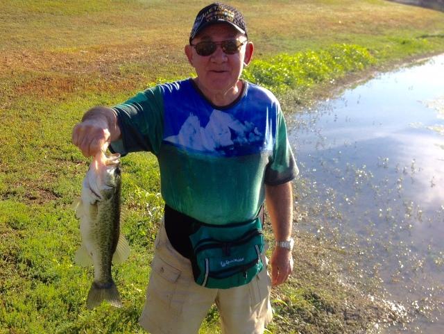 Steve Smith 1/15/17 R&R's Clinic 2 lbs