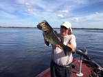 Big Fish Stan Wt 7.82 Caught On Sweet Beaver Lake Kissimmee