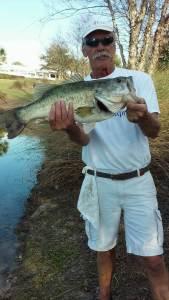 Rob Husson 2/28/17 Village Pond Wt 6.12