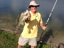 Jan Windscheffel, 3lb Bass
