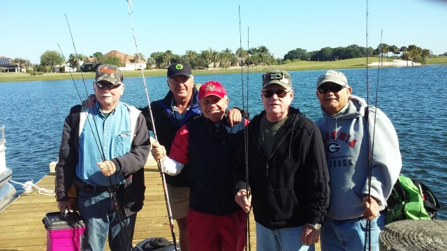 First Charter On Lake Sumter
