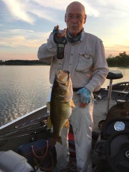 Wayne Barksdale 7lbs. 4oz Lake Griffin