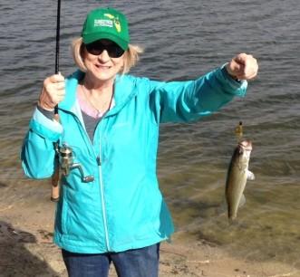 Tricia Knott 130z. catch