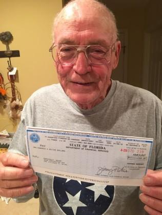 Wayne's $100 Payout